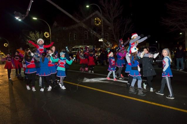 SF Santa Parade Dec 09 034