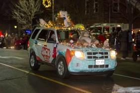 SF Santa Parade Dec 09 035