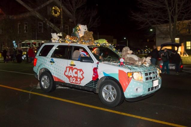 SF Santa Parade Dec 09 036