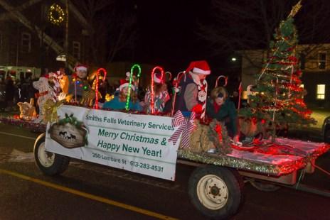 SF Santa Parade Dec 09 040