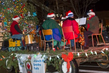 SF Santa Parade Dec 09 041