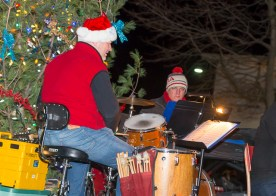 SF Santa Parade Dec 09 042