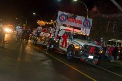 SF Santa Parade Dec 09 045