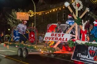 SF Santa Parade Dec 09 046