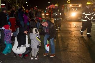 SF Santa Parade Dec 09 053