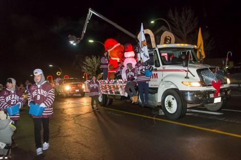 SF Santa Parade Dec 09 058