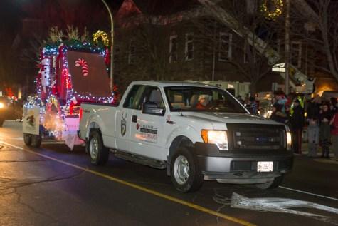 SF Santa Parade Dec 09 065
