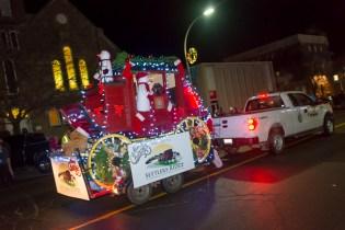 SF Santa Parade Dec 09 067