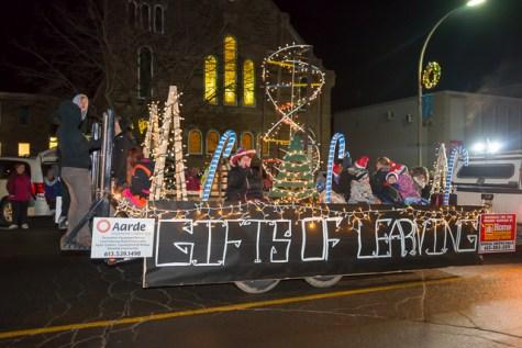 SF Santa Parade Dec 09 074