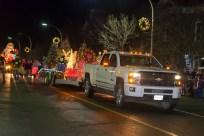SF Santa Parade Dec 09 077