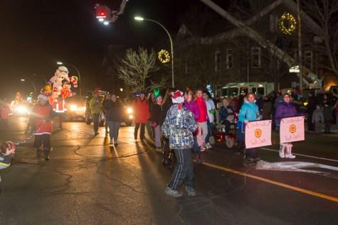 SF Santa Parade Dec 09 079