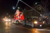 SF Santa Parade Dec 09 080