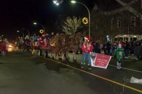 SF Santa Parade Dec 09 084