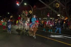 SF Santa Parade Dec 09 087
