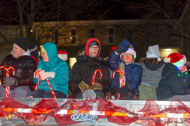 SF Santa Parade Dec 09 097