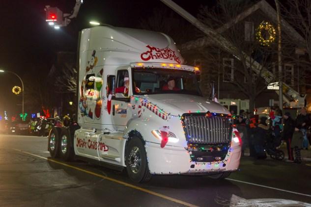 SF Santa Parade Dec 09 111