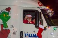SF Santa Parade Dec 09 113
