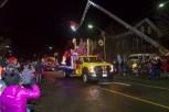 SF Santa Parade Dec 09 130