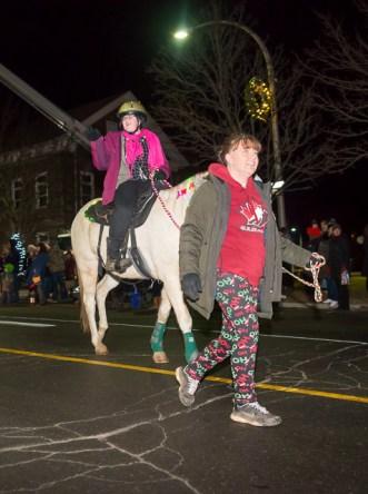 SF Santa Parade Dec 09 140