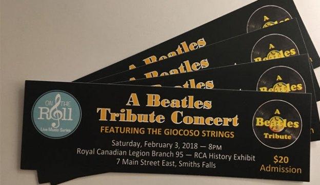 beatles-tickets