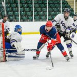 The Smiths Falls Settlers defeat Ottawa EOHA on March 9