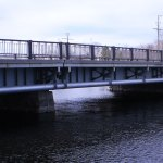 RV Anderson to complete an environmental assessment for the replacement of the central bridge