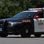OPP investigate two vehicles breaking through ice