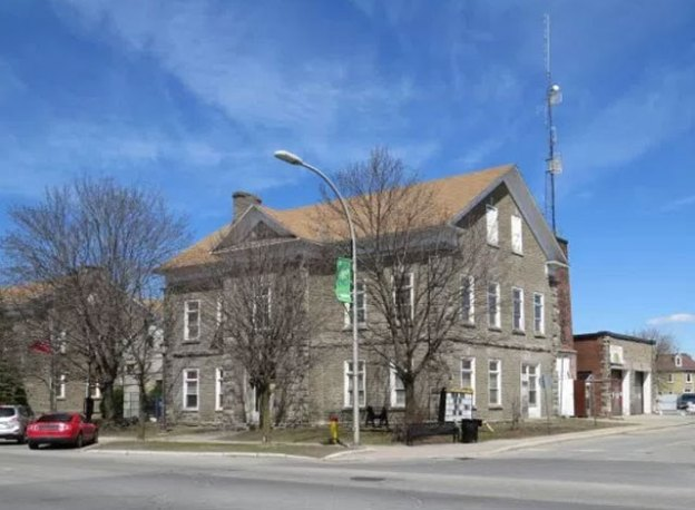 Smiths Falls town hall.