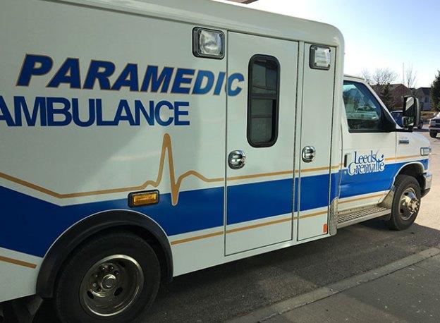 Leeds & Grenville Paramedic Ambulance