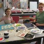 'Flower Power' artist opens studio to visitors