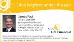 Sunlife Financial – James Paul