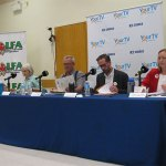 Good sound-bites, no controversy at All-Candidates' meeting