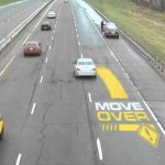 Move over and slow down for emergency vehicles