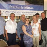 Stephanie Mitton excited about by-election