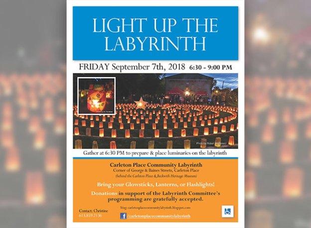 Light up the Labyrinth