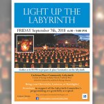 We need your help to light up the Carleton Place Community Labyrinth