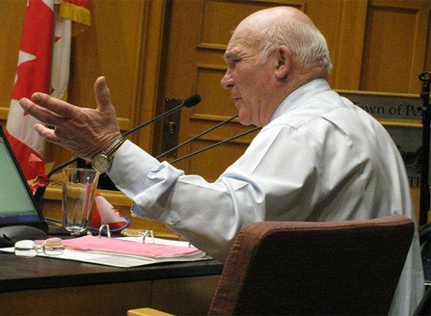 Councillor Jim Graff