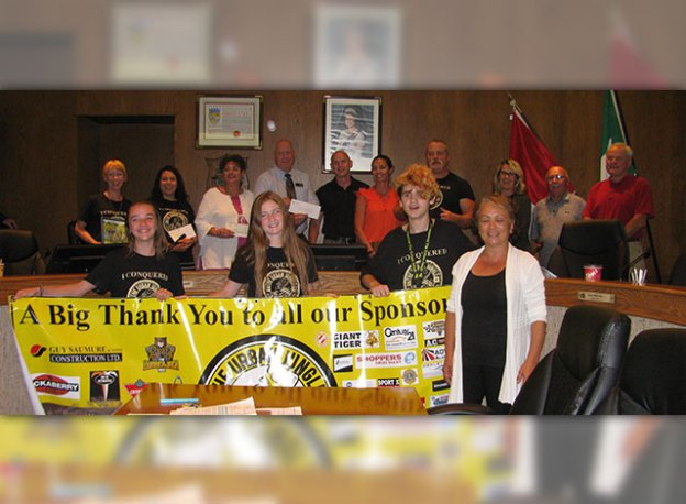 Smiths Falls Council Aug. 30