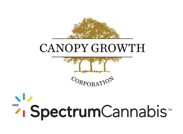 Canopy Growth and Spectrum Cannabis