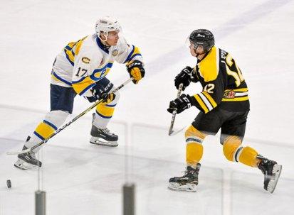 Smiths Falls Bears vs Carleton Place Canadians on September 21, 2018