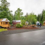 Tiny homes versus large scale development