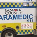 Local county ambulances save lives F.A.S.T.