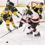 Kemptville 73's delivered a 2-6 blow to the Bears Friday night