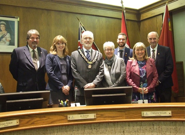 New Council Smiths Falls