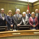 New council was sworn into office in Smiths Falls