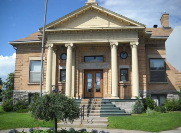 Smiths Falls Public Library