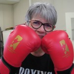 Boxing for Parkinson's a real winner