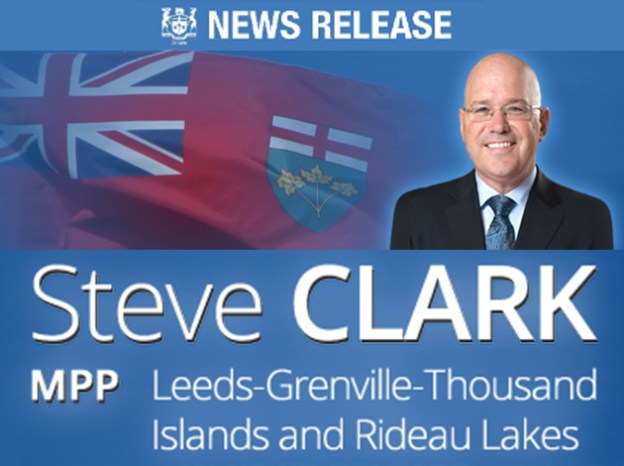 Steve Clark MPP