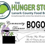 Food Bank annual BOGO dinner blossoms into an English Garden Party