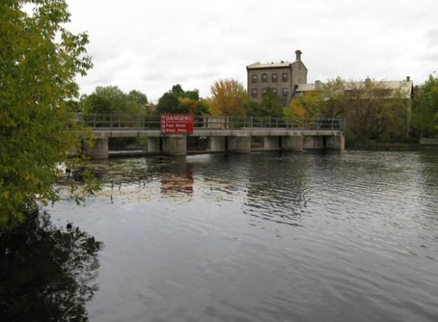 mississippi river carleton place